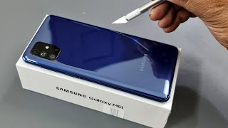 Samsung Galaxy M51 Unboxing & Camera Test