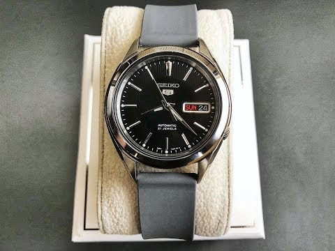 Unboxing Seiko 5 Snkl23 Watch Youtube