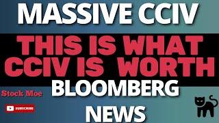 CCIV Bloomberg News With <b>CCIV STOCK</b> PRICE PREDICTION ...