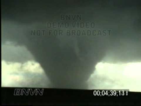 7/21/1993 Last Chance Colorado Massive Wedge Tornado Video