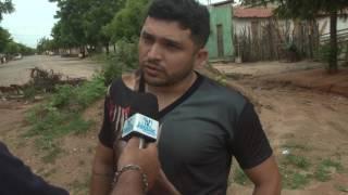 Obra não concluída no bairro do mutirão leva transtorno as moradores