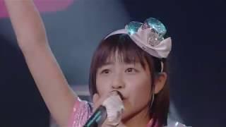 スマイレージ(アンジュルム)和田彩花 & ℃-ute 萩原舞 曲紹介(声):...