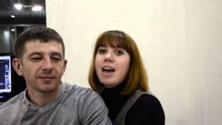 01 Валентин и Виктория - Конкурс Свадьба в Словении в подарок