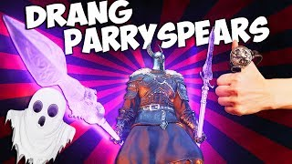 Dark Souls 3: Sharp Drang Twinspears PvP - 80 DEX BUILD & A Mysterious Death In 3v3...