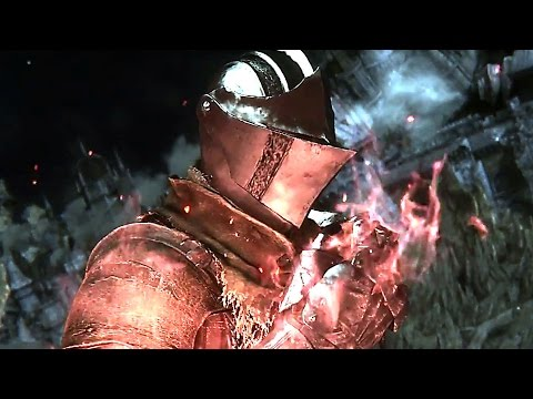 DARK SOULS 3 NEW Launch Trailer (PS4 / Xbox One)