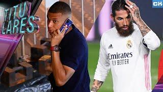 Mbappe NO RENUEVA L Equipe RAMOS rumbo a PARÍS KANE Ideal para el MADRID