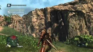 Assassins Creed IV Black Flag Прохождение на 100%. Контракт на убийство 2. Кингстон. Пост стражи.