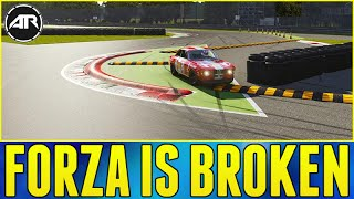 Forza 6 Is Broken... @ForzaMotorsport