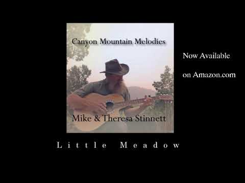 Album titled- Canyon Mountain Melodies