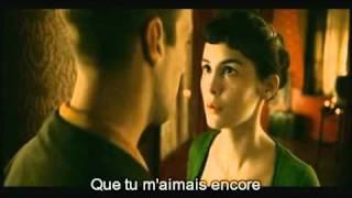 Carla Bruni - Quelqu'un m'a dit video unofficial + paroles (french lyrics)