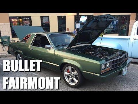 Bullet Fairmont