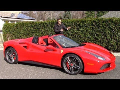 Вот почему Ferrari 488 Spider стоит $350 000