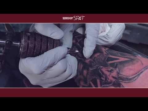 Tattoo x Spat : Baphomet