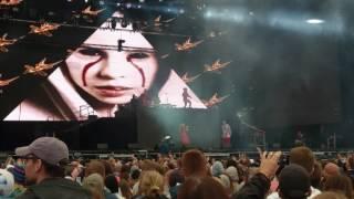 Die Antwoord - Ugly Boy (Live@Bråvalla) 4K
