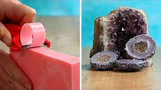 11 Incredible Looking Soap Crafts To Make At Home