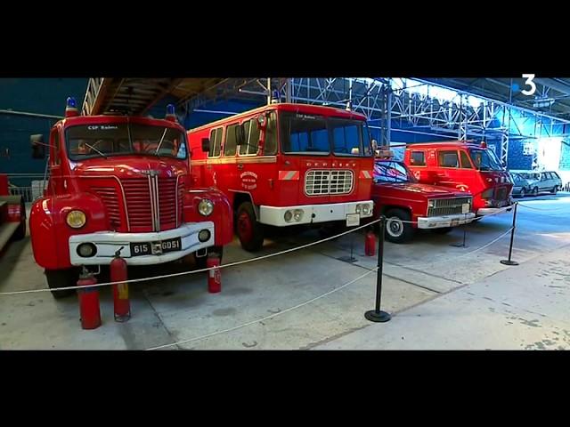 Le Musée de l'automobile de Reims