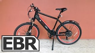 Volton Alation Video Review - Cheap Electric Mountain Bike with 500 Watt Motor and 48 Volt Battery