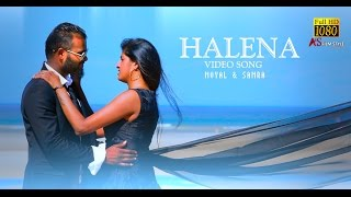 Halena Video Song | Noyal, Sanra | AS Film Style