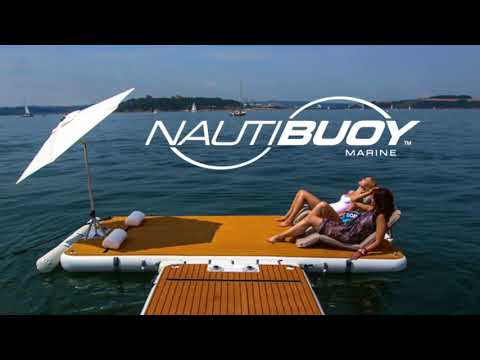 Inflatable dock rental - NautiBuoy For Maintenance
