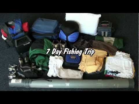 What To Pack For A Remote Outpost Fishing Trip With WRA