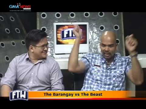 FTW: The Barangay vs The Beast