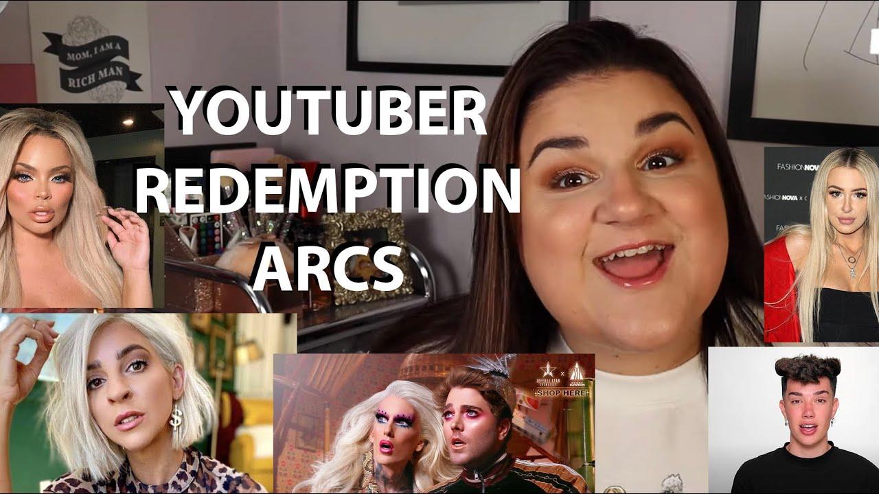 The Weird Phenomenon of Youtube Redemption Arcs...