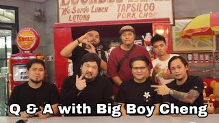 Philippine Sneaker Culture Big Boy Cheng