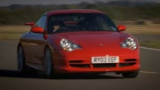 Porsche GT3 review - Top Gear - BBC