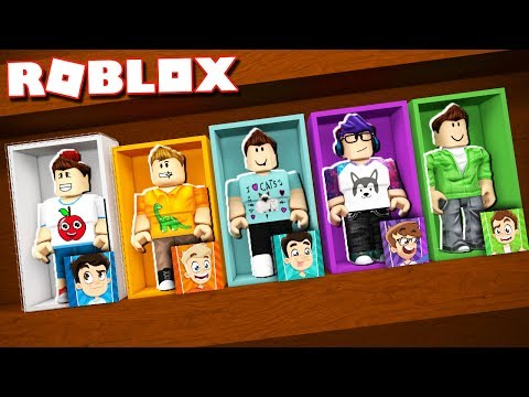 THE PALS BECOME TOY DOLLS AT A TOY STORE IN ROBLOX!