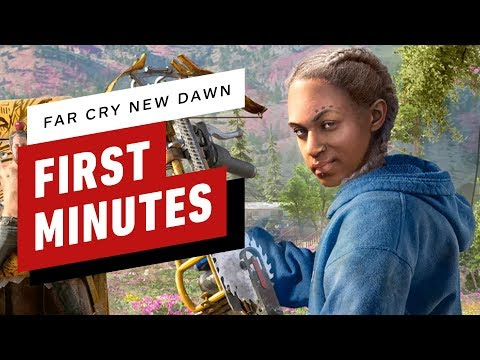 The First 19 Minutes of Far Cry New Dawn Gameplay thumbnail