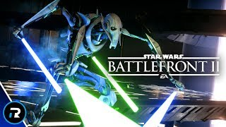 General Grievous Gameplay Guide (Tips and Tricks) - Star Wars Battlefront 2