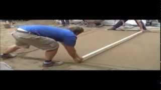 видео Правильная  технология укладки брусчатки своими руками