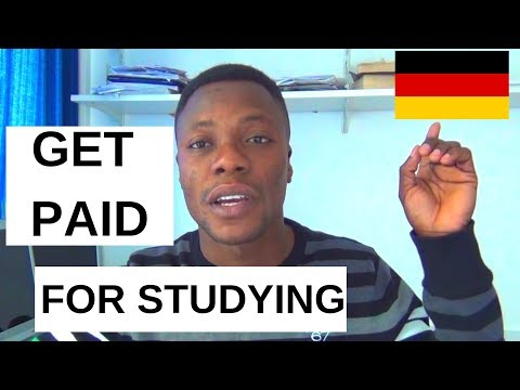 GET PAID FOR STUDYING: Goethe Goes Global Scholarship in Germany for International students
