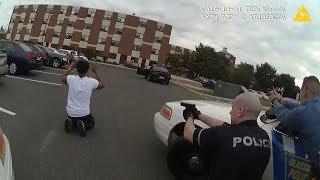 Rowan traffic stop bodycam footage - Pt. 1