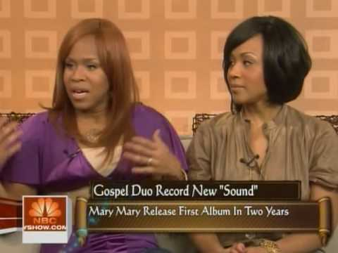 Mary Mary Today Show Interview