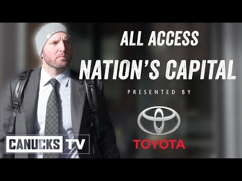 Canucks Win in the Nation's Capital - All Access