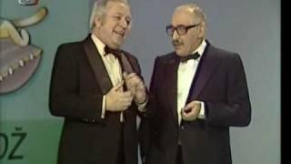 Miroslav Hornicek a Milos Kopecky medituji o zenach