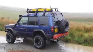 Bug Out Vehicle & The Strata Florida Green Lane -  Part 1