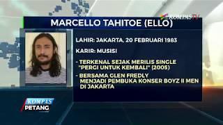 Kasus Kepemilikan Ganja, Penyanyi Ello Ditangkap Polisi