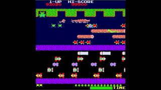 MAME World Record: Frogger: 881,150