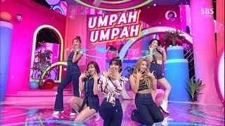 Download Red Velvet (레드벨벳) - Umpah Umpah (음파음파) Comeback Stage Mix 무대모음 교차편집 Mp3 and Videos