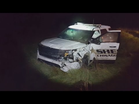 Man Dies After Police Chase In Chisago County