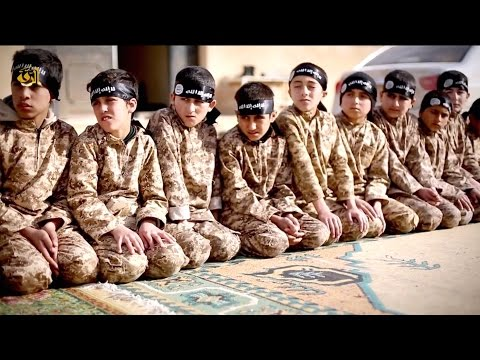 ISIS Training Child Soldiers to Be Like Nazi's Hitler Youth