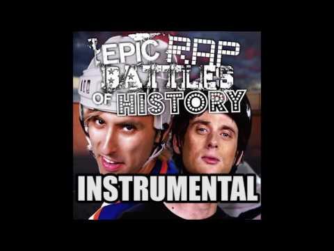 [Instrumental] Tony Hawk vs Wayne Gretzky. ERB Season 5.