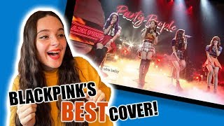 BLACKPINK - 'SURE THING (Miguel)' Cover (REACTION)