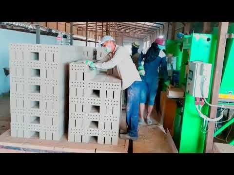 Производство керамического кирпича без сушки сырца/Production Of Ceramic Bricks Without Drying Raw