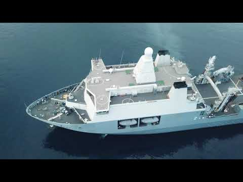 ship karel doorman 1