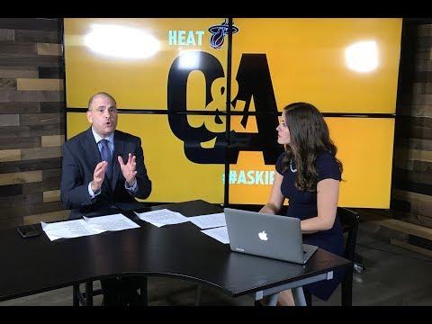 Ask Miami Heat reporter Ira Winderman LIVE 2/21 at 12:30 p.m.