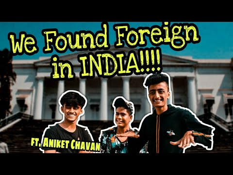 Exploring Foreign Like Streets In INDIA   With   Aniket Chavan