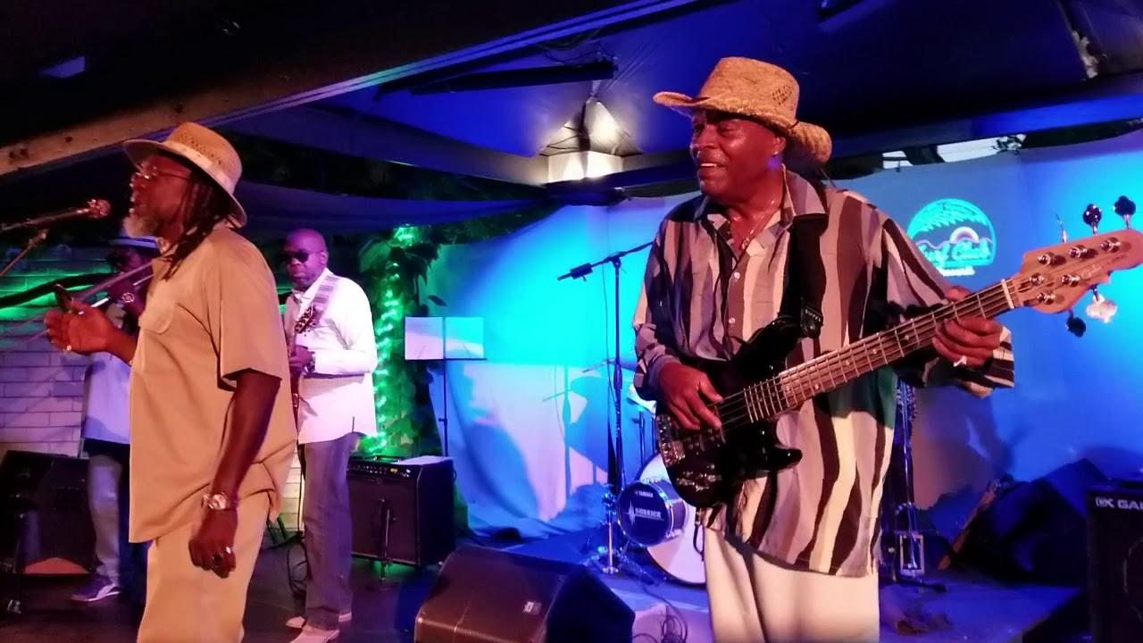 Roharpo the Bluesman , Castro Mr  Sipp Coleman , Aldwin London and Kevin  Blackmon